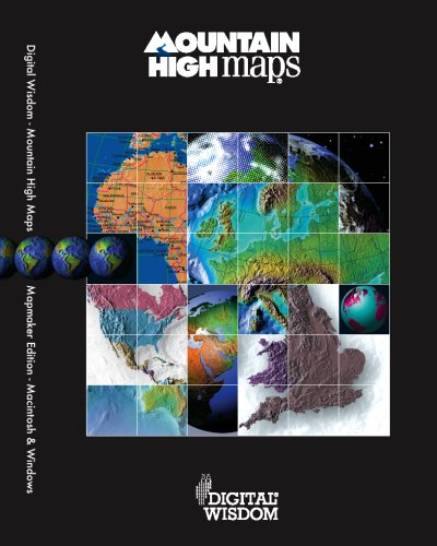 Read Online Mountain High Maps, Version 2.5, Macintosh pdf epub
