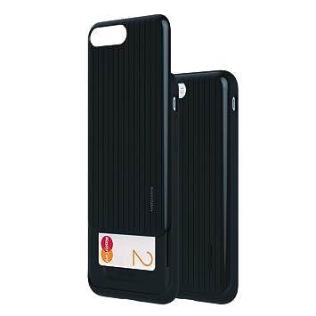 b2f82e72c8 Matchnine iPhone 8 Plus / 7 Plus ケース CARDLA CARRIER ブラック(マッチナイン カードラ