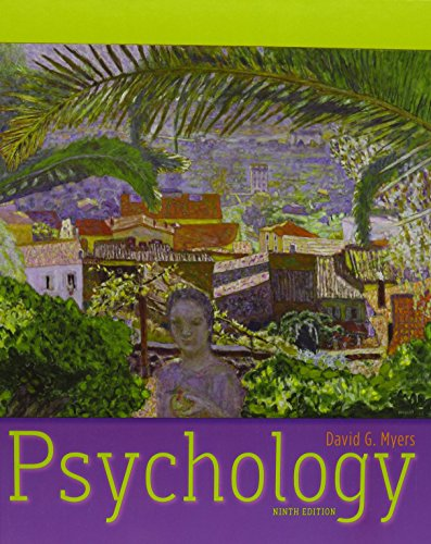 Psychology, Study Guide and PsychSim 5.0 CD-ROM and Booklet