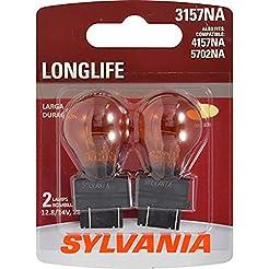 SYLVANIA - 3157NA Long Life Miniature - ...