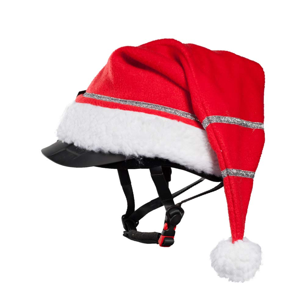 HORZE Santa Cap for Helmet by HORZE