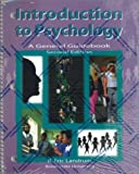 Introduction to Psychology : A General Guidebook, Landrum, R. Eric, 0787238945