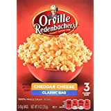 Orville Redenbacher Cheddar Cheese Microwave Popcorn - 9 oz by Orville Redenbacher's