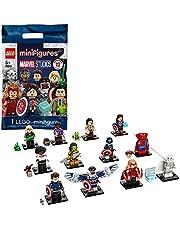 LEGO 71031 Minifigures Marvel Studios Byggset, Superhjälte Leksak 1 av 12 att samla på, för Barn 5+