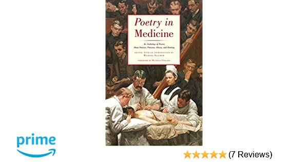 Poetry in medicine an anthology of poems about doctors patients poetry in medicine an anthology of poems about doctors patients illness and healing 9780892554492 medicine health science books amazon fandeluxe Choice Image
