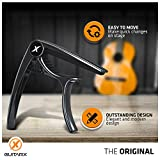 GUITARX X Capo for Acoustic Guitar, Electric Guitar