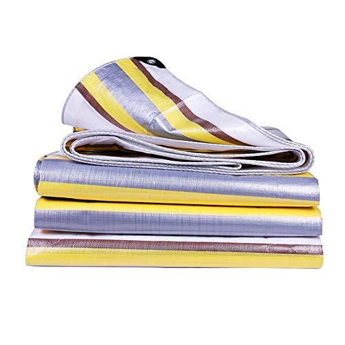 FEI Wasserdichte Plane Outdoor Shade Cloth Regendichtstoff Isolierte Wasserdichte Sonnenschutzplanen Dicke Leinwand, 210g   m² - 0,38 mm professionelle Deckung   Plane