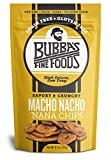 Bubba's Fine Foods Paleo, Vegan, Gluten-Free Nana Chips, Macho Nacho 2.7 Ounce (Pack of 8) Review