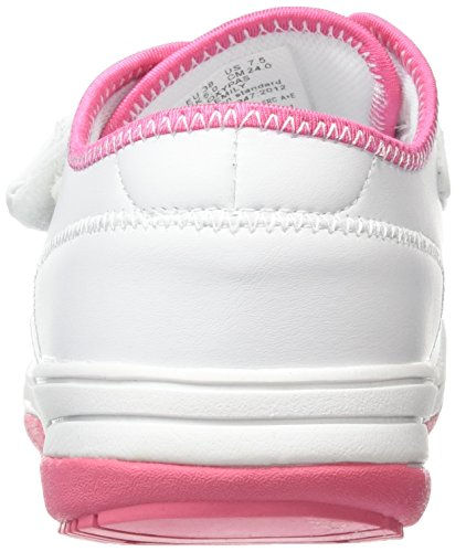Oxypas Medilogic Emily Slip-resistant, Antistatic Nursing Shoe, White (Fux), 6.5 UK (40 EU)