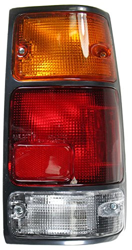Taillight Taillamp Black Trim Bezel Passenger Side Right RH for Honda Isuzu -