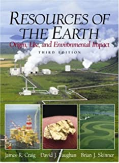 Earth Resources and the Environment (4th Edition): James R ...