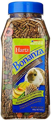 - Nutrition Bonanza Gourmet Guinea Pig Diet (22.5 Oz)