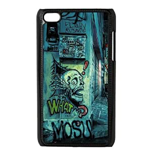 Ipod Touch 4 Phone Case Graffiti Gv6382