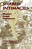 img - for Shared Intimacies: Women's Sexual Experiences book / textbook / text book
