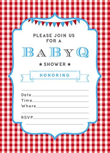 baby shower bbq - 2