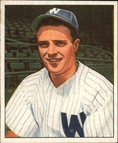 1950 Bowman #162 Eddie Yost - EX-MT
