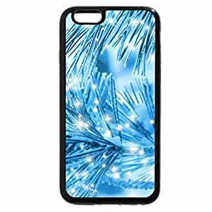 iPhone 6S Plus Case, iPhone 6 Plus Case, Sparkle of Snowflakes on Pine