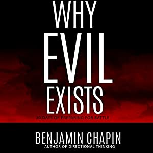 Why Evil Exists Audiobook