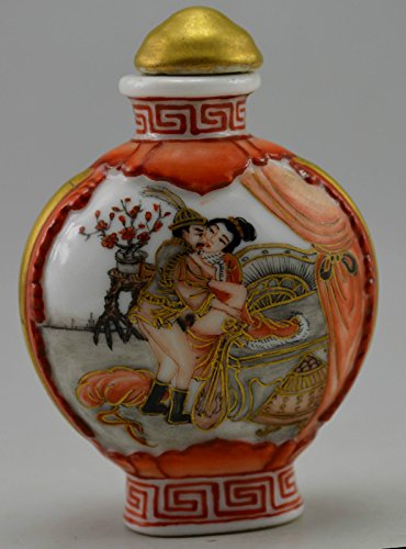 Porcelain Snuff Bottle - 2