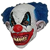 Ghoulish Productions Puddles the Clown Latex Mask Evil Killer Klown Halloween