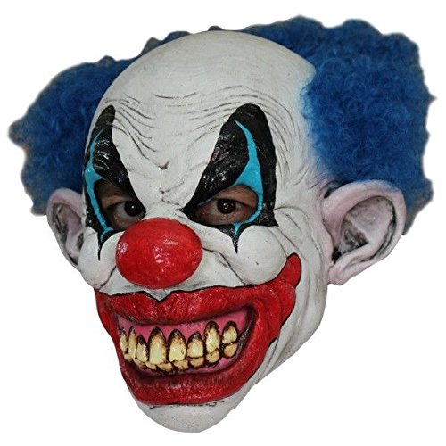 Ghoulish Productions Puddles the Clown Latex Mask Evil Killer Klown Halloween by Ghoulish Productions
