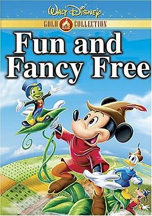 Amazoncom Fun And Fancy Free Disney Gold Classic