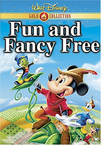 VHS : Fun and Fancy Free (Disney Gold Classic Collection)