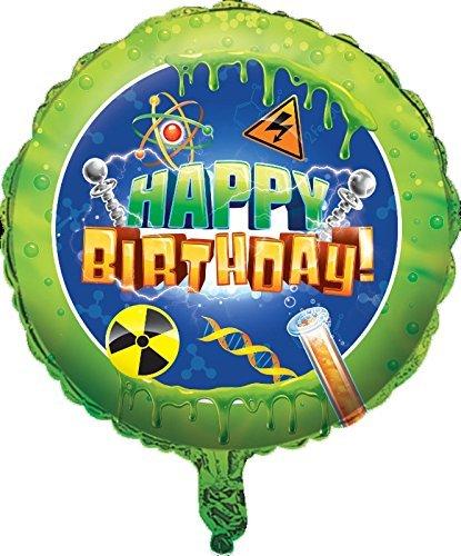 Mad Scientist Metallic Balloon/Case of 10