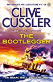 Front cover for the book The Bootlegger by Clive Cussler