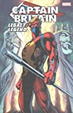 img - for Captain Britain: Legacy of a Legend book / textbook / text book