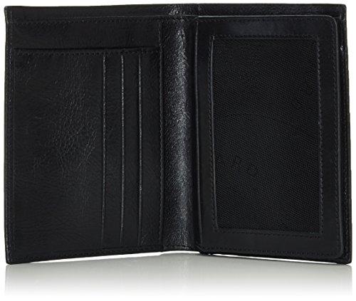 Picard Herren Apache Geldbörsen, 9x13x2 cm Schwarz (Schwarz)