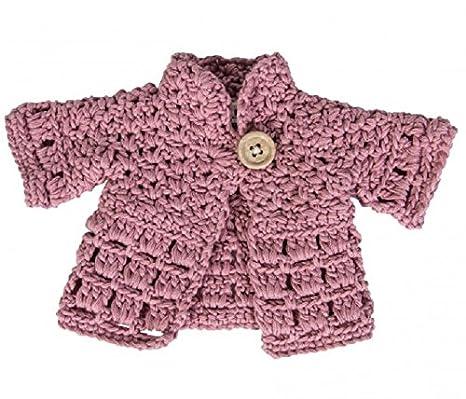 Cappotto Doll Alluncinetto Per Bambola Con Circa 40 Cm Sebra