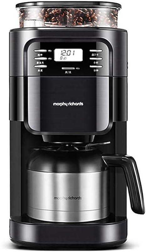 RUIXFCA Máquina de café, Cafetera Goteo Coffee, Capacidad 1l, 850 ...