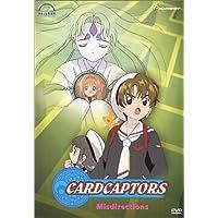 Cardcaptors: V.3 Misdirections (ep.7-9) [Import]