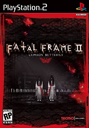 Amazon.com: Fatal Frame 2: Crimson Butterfly: TECMO: Video Games