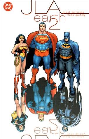 JLA: Earth 2 (JLA (DC Comics Unnumbered Paperback)) pdf epub