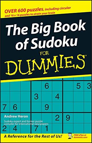 Big Book SuDoku Dummies product image
