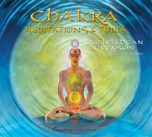 Price comparison product image Chakra Meditations & Tones