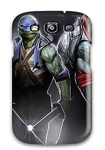 Galaxy Case - Tpu Case Protective For Galaxy S3- Teenage Mutant Ninja Turtles 8 wangjiang maoyi