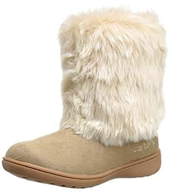 Amazon.com | Carter's Fluffy2 Winter Boot (Toddler/Little