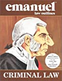 Criminal Law, Emanuel, Steven L., 1565420411