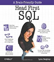 Head First SQL Front Cover