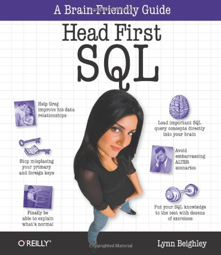 Head First SQL: Your Brain on SQL