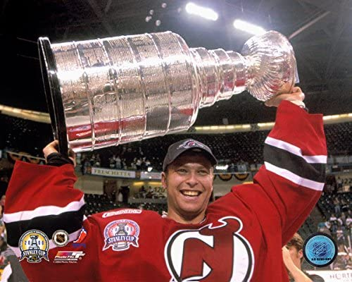 Amazon.com   Martin Brodeur New Jersey Devils Stanley Cup Photo (Size  8    Sports   Outdoors 75ba4f5f0