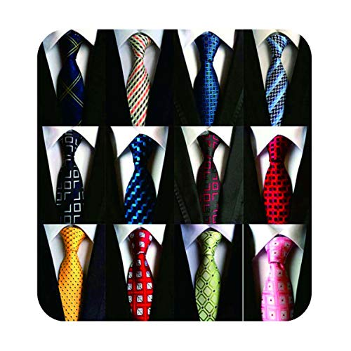 Weishang Lot 12 PCS Classic Men'...