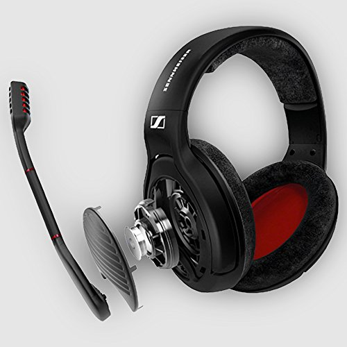 Sennheiser 506528 PC 373D - 7.1 Surround Sound Gaming Headset