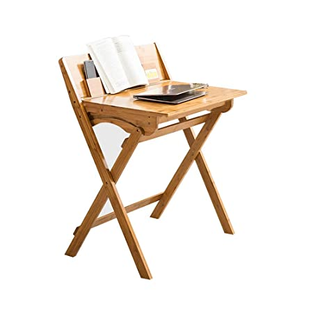 ZXQZ Mesa Plegable, Escritorio Plegable, Escritorio for ...