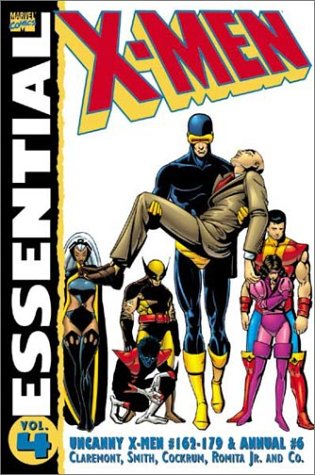 Essential X-Men Vol. 4 -  Chris Claremont, Paperback