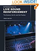 #3: Introduction to Live Sound Reinforcement: The Science, the Art, and the Practice