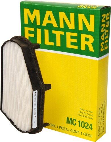 Mann-Filter MC 1024 Cabin Filter for select  Chrysler models
